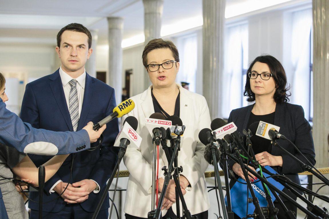 Katarzyna Lubnauer: Wszyscy polscy europarlamentarzyści powinni poprzeć rezolucjęPE.