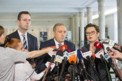 Żądamy odwołania Marka Kuchcińskiego ze stanowiska Marszałka Sejmu!