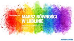 Zarząd Nowoczesnej nie zgadza się na zakaz Marszu Równości w Lublinie