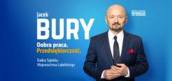 Jacek Bury, radny i członek zarządu Nowoczesnej, przeznaczył swoją dietę na ufundowanie stypendiów dla uczniów.