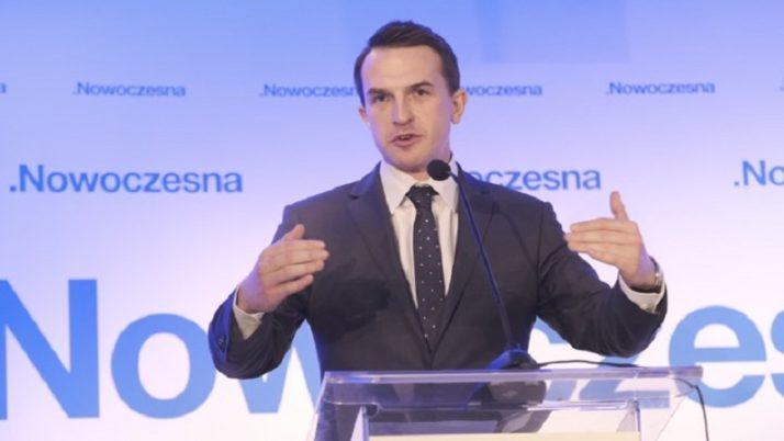 Adam Szłapka nowym przewodniczącym Nowoczesnej!