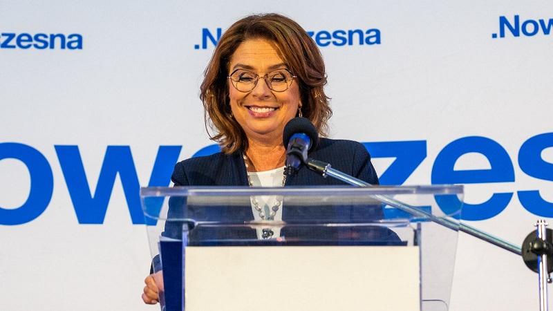 Małgorzata Kidawa-Błońska kandydatką Nowoczesnej na prezydenta!