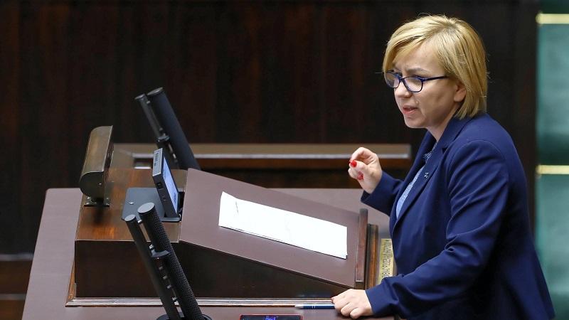 Paulina Hennig-Kloska chce komisji śledczej ws. GetBacku! Dziś spotyka się w Sejmie z poszkodowanymi w aferze.