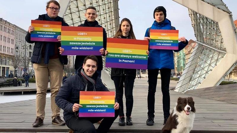 Młodzi Nowocześni za wolnością i tolerancją!
